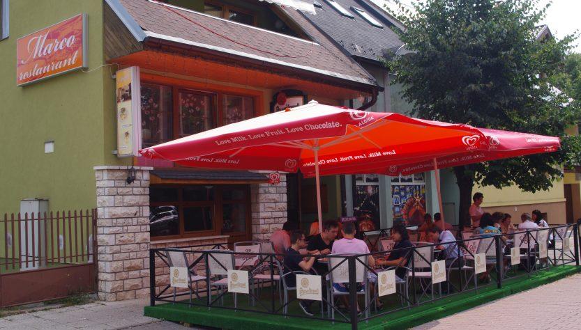 Marco Restaurant Poprad